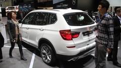 BMW X3 restylé : du nouveau