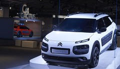 Nouveau Citroën C4 Cactus 2014 : prix à partir de 13.950 euros
