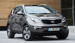 Kia Sportage (2014) : timide restylage