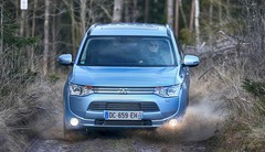 Essai Mitsubishi Outlander PHEV : hybride et rechargeable