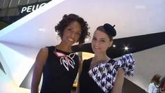Les plus belles hôtesses du Salon de Genève 2014