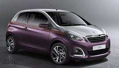 Peugeot 108, les tarifs : à partir de 10.150 €
