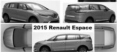Le nouveau Renault Espace, c'est lui !