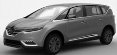 Futur Renault Espace 2014 : premières images scoop du monospace-crossover