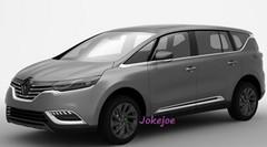 Le nouveau Renault Espace se dévoile