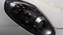 Alfa Romeo 4C : les feux du Spider disponibles aussi pour le coupé