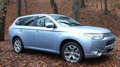 Essai Mitsubishi Outlander PHEV : la bonne prise