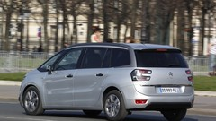 Essai Citroën Grand C4 Picasso e-HDi 115 : plus grand que costaud