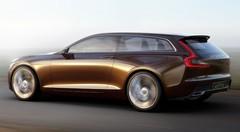 Volvo : le concept Estate finalement produit sous le nom de V90 ?