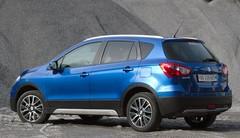 Essai Suzuki SX4 S-Cross: diesel rugueux, tarif doux