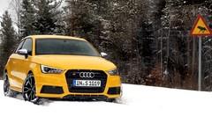 Prise en mains Audi S1 : aussi brillante que sa mère