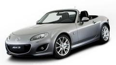 Mazda : le châssis de la nouvelle MX-5 présenté à New-York ?