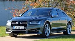 Essai Audi A8 restylée