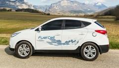 Essai Hyundai iX35 Fuel cell : roulez, respirez !