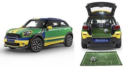 Mini Paceman GoalCooper : sur un air de samba