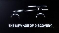 Un concept Land Rover Discovery à New York