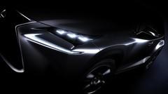Lexus NX (2014): la version de série révélée à Pékin