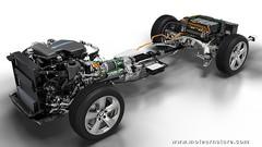 Pour bientôt, le BMW X5 eDrive, hybride rechargeable