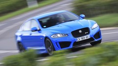 Essai Jaguar XFR-S : À la limite
