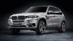 BMW prépare un X5 hybride rechargeable