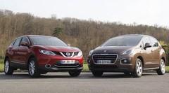 Essai Nissan Qashqaï vs Peugeot 3008 : quand la copie surpasse l'original