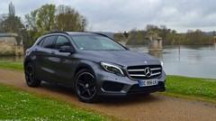 Essai nouvelle Mercedes GLA