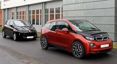 Essai BMW i3 vs Renault Zoé : Citadines par excellence ?