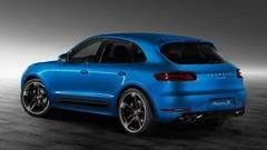 Porsche Macan S : passage chez Porsche Exclusive