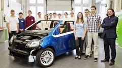Skoda Citijet : un petit roadster développé sur la base de la Citigo
