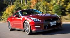 Essai Nissan GT-R 2014 : Encore plus efficace