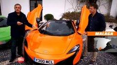 Emission Turbo : McLaren 650 S, 911 Turbo Cabriolet, Leon Cupra