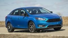 Ford Focus 3 restylée 4 portes 2014 : première mondiale pour la version tricorps