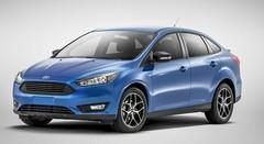 Ford Focus : la version tricorps restylée à son tour