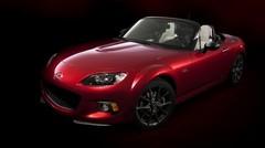 Mazda présente la MX-5 25ème anniversaire