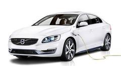 Volvo S60L Plug-in Hybrid Concept