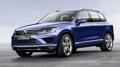 Volkswagen Touareg restylé : Culte de la sobriété