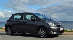 Essai Toyota Yaris III