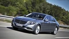 Mercedes Classe S Maybach : présentation à Los Angeles