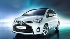 Voici la nouvelle Toyota Yaris restylée