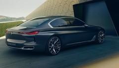 BMW Vision Future Luxury Concept : Classe S et Maybach dans le viseur