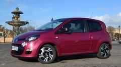 Essai Renault Twingo restylage 2012