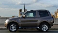 Essai Mitsubishi Pajero 2012 30ème anniversaire