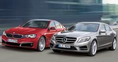 Future Mercedes Classe E contre future BMW Série 5 : Rendez-vous en 2016