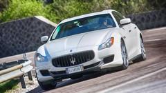 Essai Maserati Quattroporte Diesel