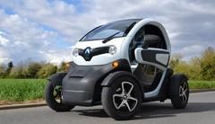 Essai Renault Twizy : La machine à sourire !