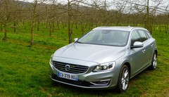 Volvo V60 D6 Plug-in Hybrid : Exception techno-écologique