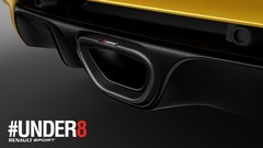 Renault Megane RS : #UNDER8 with Akrapovic Exhaust System
