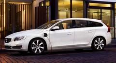 Volvo V60 Plug-in Hybrid 2015 : plus de sécurité et une version R-Design