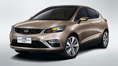 Geely Cross Plug-In Hybrid Concept