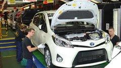 Toyota Yaris : le site de TMMF franchit les 2.500.000 unités produites